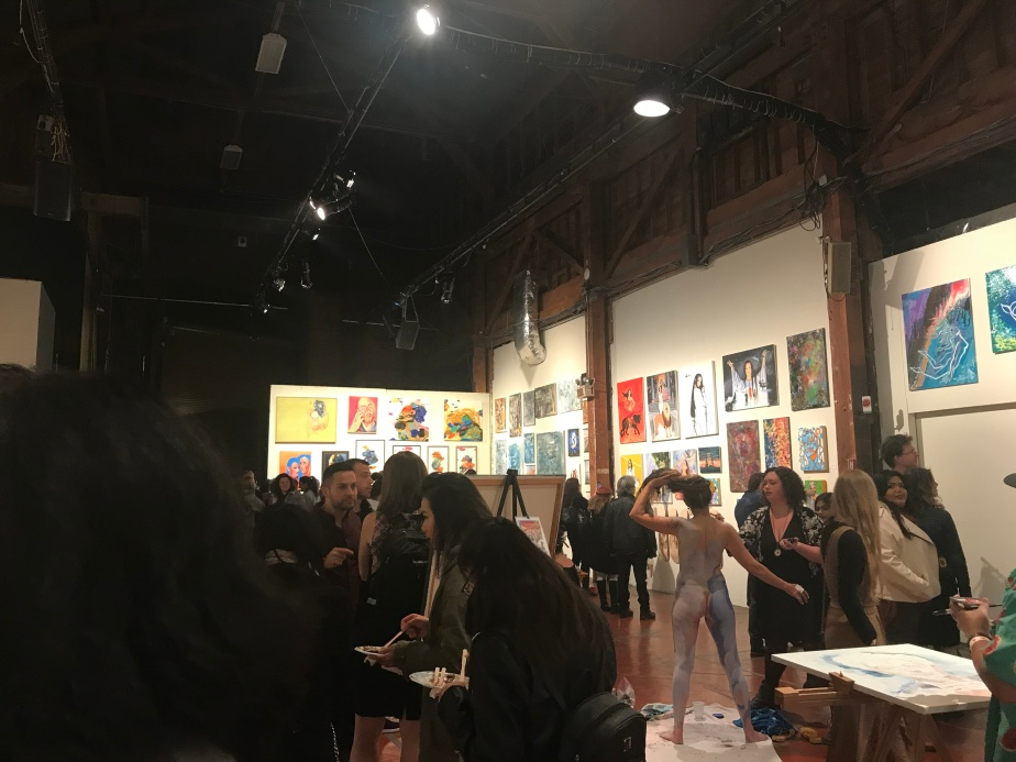 Chocolate and Art Show